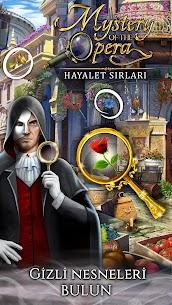 Mystery of the Opera Hayalet Sırları Hileli Apk Güncel 2021** 1