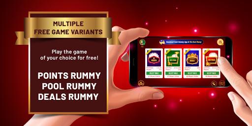 Rummyculture - Play Rummy, Online Rummy Game  screenshots 13