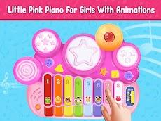 Pink Princess Musical Band - Music Games for Girlsのおすすめ画像2