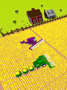 Harvest.io – Farming Arcade in 3D Mod Apk (Unlocked + No Ads) 8