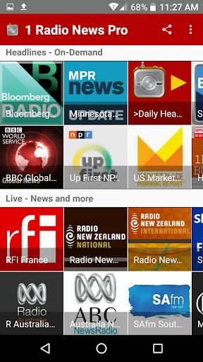 1 Radio News Pro For PC Windows (7, 8, 10, 10X) & Mac Computer Image Number- 10