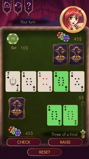 Sexy Poker  screenshots 1
