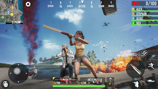 Top Commando Secret Mission - Free Shooting Games  screenshots 12