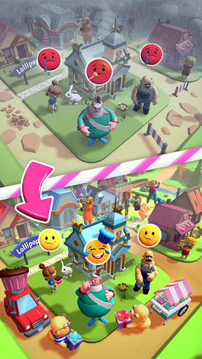 Candy, Inc.: Build, Bake & Decorate  screenshots 1