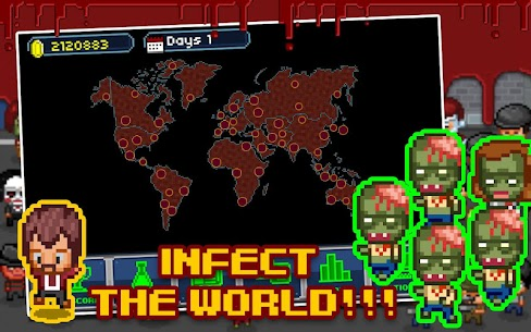 Infectonator Mod Apk 1.7.010 (A Large Number of Gold Coins) 5