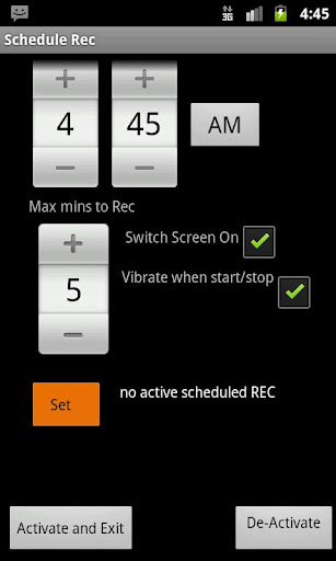 HQ Voice Recorder Lite For PC Windows (7, 8, 10, 10X) & Mac Computer Image Number- 9
