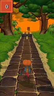 Monsieur Pumpkin Run