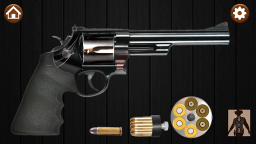 eWeaponsu2122 Revolver Gun Sim Guns screenshots 3