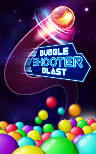 Bubble Shooter Blast apktram screenshots 11