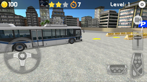 Bus Parking 3D screenshots 18