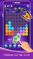 Block Puzzle - Beautiful Butterfly; Mission