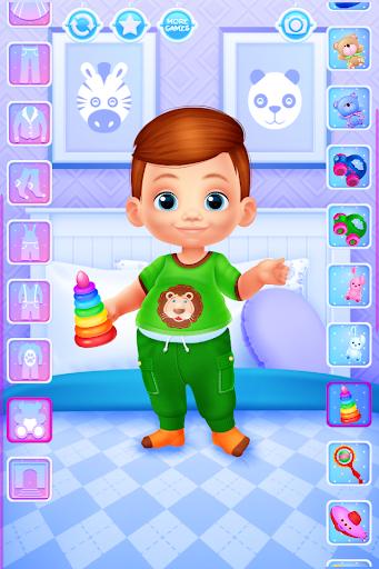 toddler dress up - girls games screenshot 3