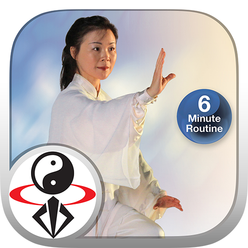 Tai Chi for Beginners 24 Form (YMAA) Helen Liang icon