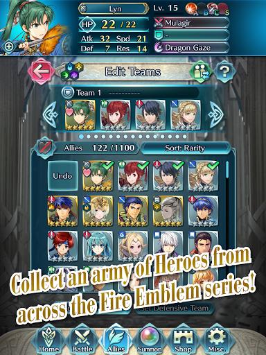 Fire Emblem Heroes  screenshots 13