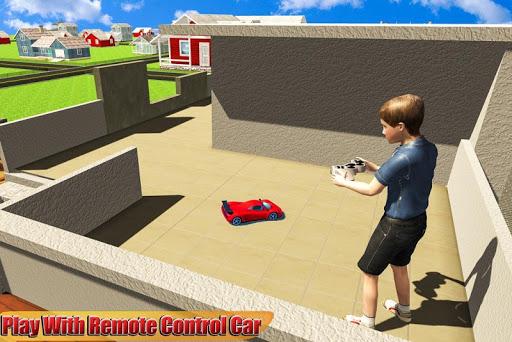 Virtual Boy: Family Simulator 2018 apktram screenshots 1