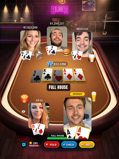 Poker Face - Texas Holdemu200f Poker among Friends 1.1.60 screenshots 10