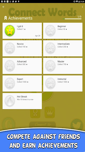 Connect Words  screenshots 6