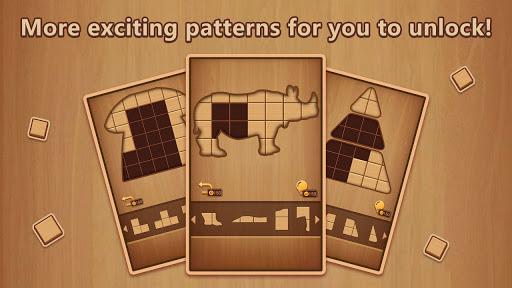 BlockPuz: Jigsaw Puzzles &Wood Block Puzzle Game 1.301 screenshots 8