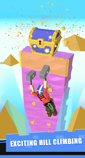Hang Climb Adventure-Grand Mountain Climber
