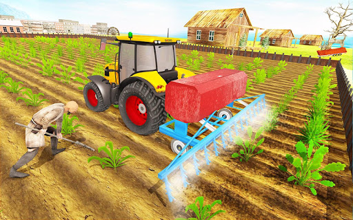 Modern Tractor Farming Simulator: Offline Games 1.34 screenshots 3