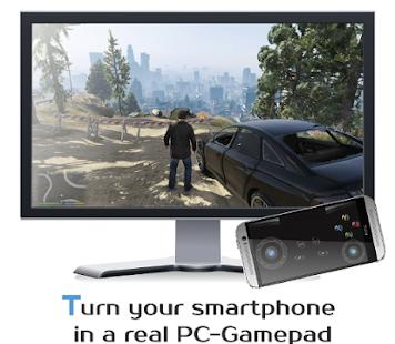 DroidJoy: Gamepad Joystick Lite