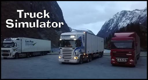 Truck Simulator 2021  screenshots 1