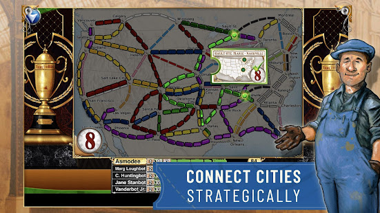 Ticket to Ride Unlimited Money