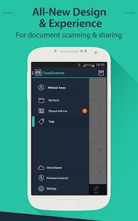 CamScanner HD - Scanner, Fax screenshots 1