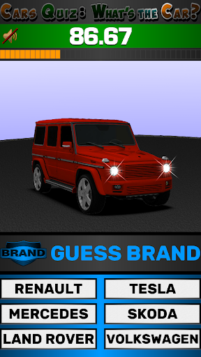 Cars Quiz 3D 2.2.1 screenshots 23