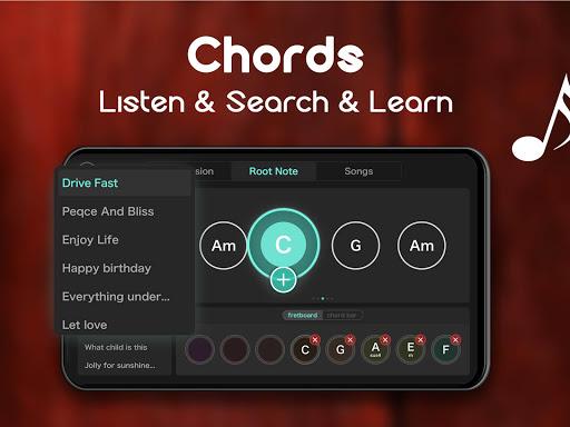 Real Guitar - Free Chords, Tabs & Music Tiles Game 1.5.4 Screenshots 7