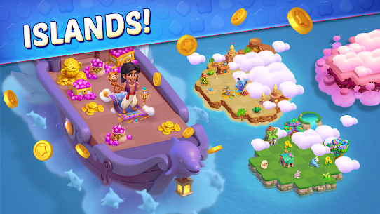 Matching Story Mod Apk 0.34.02 (A Lot Currency) 5