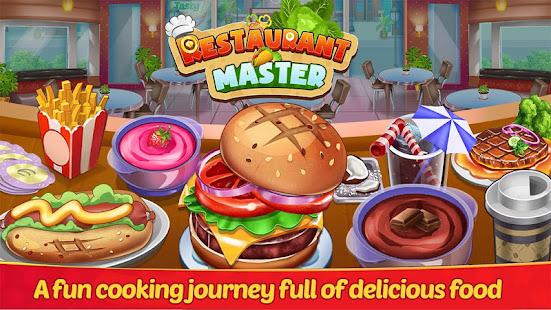 Restaurant Master : Kitchen Chef Cooking Game 1.6 Screenshots 4