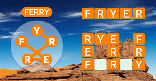 Word Cross Puzzle  screenshots 15