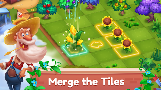 Mingle Farm u2013 Merge and Match Game android2mod screenshots 1