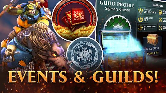 Warhammer Age of Sigmar: Realm War 4