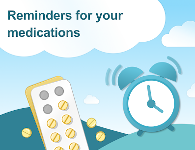 Pill Reminder & Medication Tracker – MyTherapy – APK (Mod) Newest 1