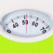 BMI計算と体重日記, 体重減少