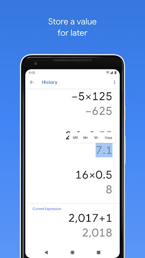 Calculator 7.8 (271241277) screenshots 4