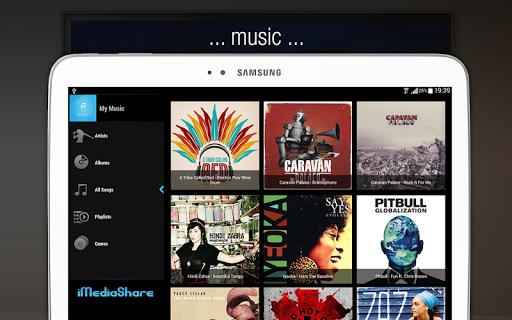 iMediaShare u2013 Photos & Music 1.0.10 Screenshots 10