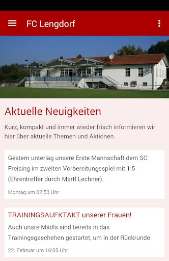 fc lengdorf e.v. screenshot 1