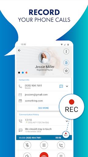 CallApp: Caller ID, Call Blocker & Call Recorder android2mod screenshots 1