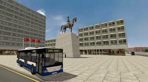 City Bus Simulator Ankara Apk 0.11 screenshots 4