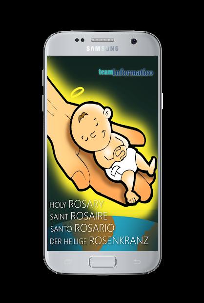 Screenshot 2 de Santo Rosario con Audio para android
