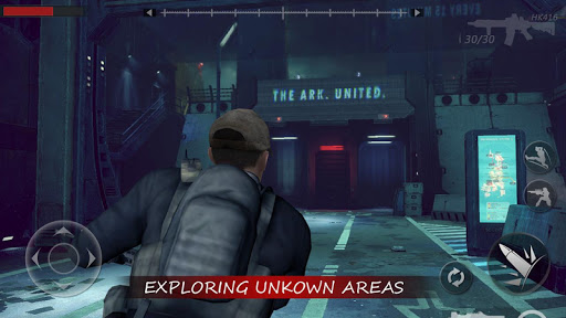 gun rules : warrior battlegrounds fire screenshot 2