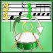 リズム力強化ツール Drum Phrase Training - Androidアプリ