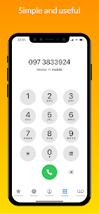 iCall – iOS Dialer MOD APK, iPhone Call (Pro Unlocked) 10