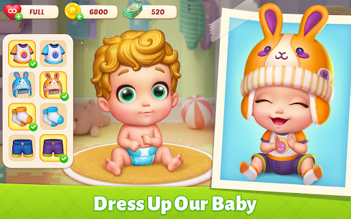 Baby Mansion-home makeover 1.023.5066 screenshots 8