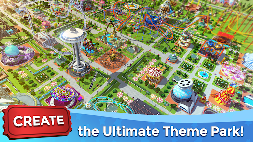 RollerCoaster Tycoon Touch - Build your Theme Park  screenshots 9