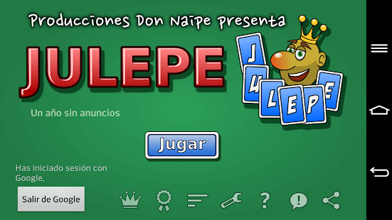 Julepe 1.4.2 screenshots 2