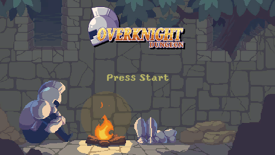Overknight Dungeon Mod Apk (Free Immortality) 1